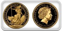 Britannia Gold Coins 91.7% Pure