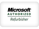 Microsoft Auhtorized Refurbisher
