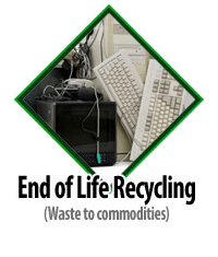 End Life Recycling